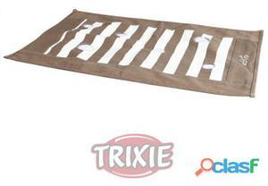 Trixie Manta De Juego Cat Activity Marrón-Crema 70x50 cm