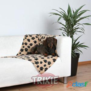 Trixie Manta afelpada Beany, 100x70 cm, Beige Beige