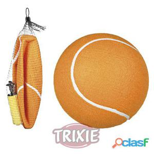 Trixie Pelota Tenis Con Bomba Aire Naranja 22 cm