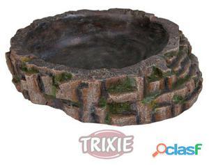 Trixie Piedra Esquinera Con Cueva&plataforma, 16x12x15Cm