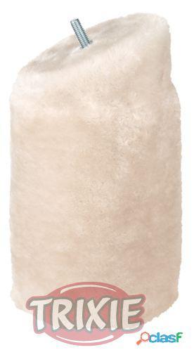 Trixie Poste Biselado, Peluche Gris Claro 15 cm