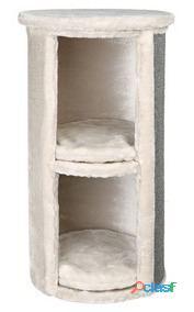 Trixie R 08 Torre Con 2 Alturas Grisclaro-Gris 70 cm
