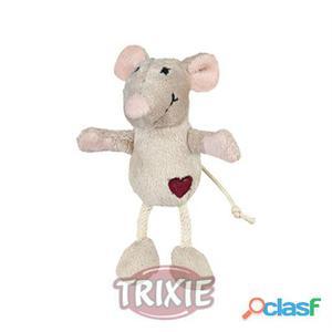 Trixie Ratón, Peluche Beige 11 cm