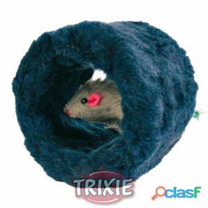 Trixie Rollo Juego Con Ratón Peluche 8 cm