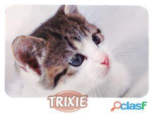 Trixie Salvamanteles Con Foto Gato, 43 X 28 Cm