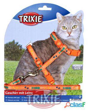 Trixie Set Gatos, Cinta Diseño, Nylon