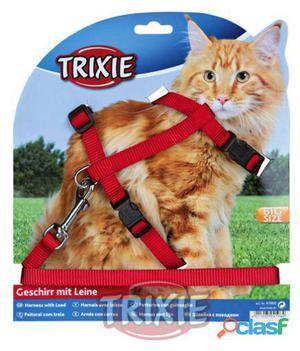 Trixie Set Gatos, Gatos Grandes, Nylon