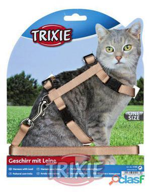 Trixie Set Gatos, Para Todo Tipo De Gato, Nylon