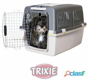 Trixie TRANSPORTIN GULLIVER 6 64*64*92 GRIS-GRIS CL