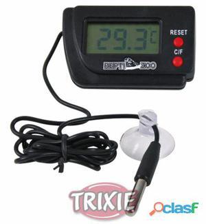 Trixie Termómetro Digital, Con Sensor Remoto