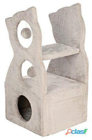 Trixie Torre Rascador Nelia Gris Claro 61 cm