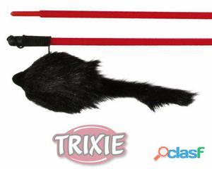 Trixie Vara De Juego, Con Ratón Peluche Largo 100 cm