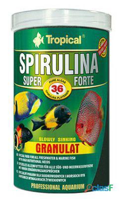 Tropical Spirulina granulado 100 ml 100 ml