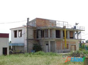 VIVIENDA UNIFAMILIAR AISLADA EN CONSTRUCCIÓN