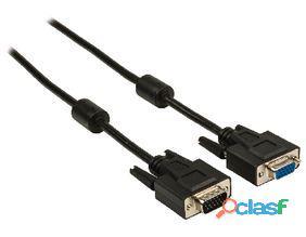 Valueline Cable De Extensión Vga Macho - Vga Hembra Negro
