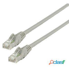 Valueline Cable De Red Utp Cat 6 2 m Gris 72 gr