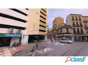 Venta Plaza de Garaje en pleno centro Histórico.