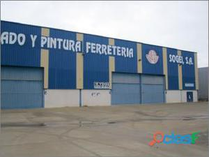 Venta de Nave industrial en Cuenca, Bajada de precio!!