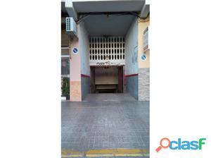 ¡¡Venta de plaza de garaje en zona Malilla!!