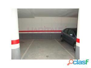 Venta de plazas de garaje abiertas con una superficie desde