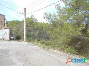 Venta parcela de 852 en Urbanización Mas Milá de Olivella