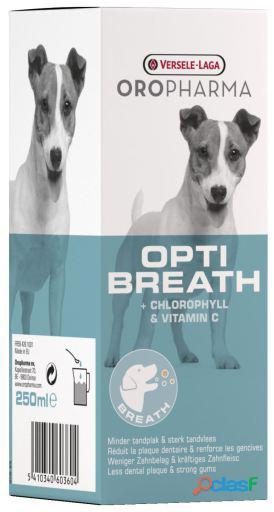 Versele Laga Oropharma Optibreath Contra el Mal Aliento 250
