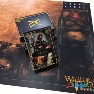 Warlords of terra: terra + tapete