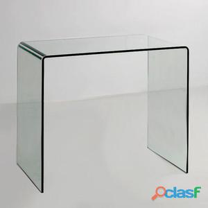 Wellindal Escritorio 85x55x75 Cristal (Grosor 12 Mm) 44.75