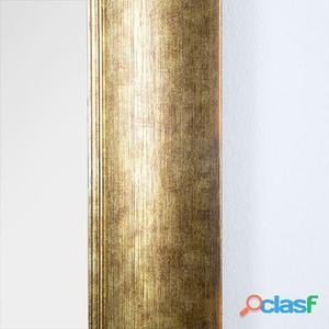Wellindal Espejo 80x4x180 Madera Oro Antique 17 kg