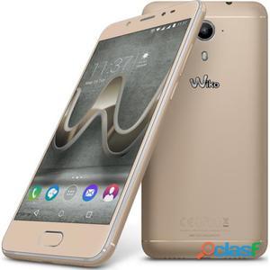 Wiko Mobil ufeel prime 5''fhd octa core 1.4 plata