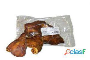 Wuapu Orejas de Cerdo Naturales para Perros 2 Unidades