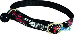 Zolux Collar Gato Sardina Negro