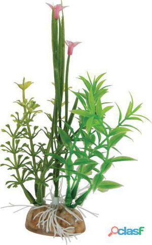 Zolux Planta de Plástico para Acuario y Pecera 4.5x15 cm
