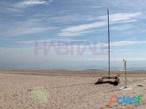 fantástico apartamento en la playa del recatí (Valencia).