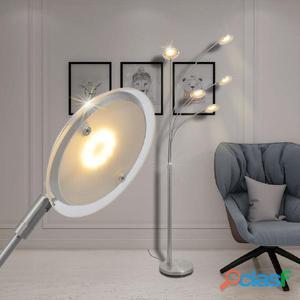 lámpara de pie regulable con LED 25 W