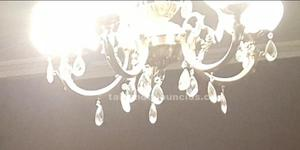 Lámpara techo salon