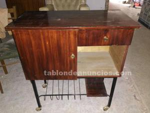 Mueble antiguo tv