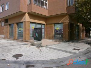 Avenida cataluña, alquilo local, anteriormente