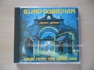 "Cd blind guardian bootleg  schweiz ""tales from the dark"