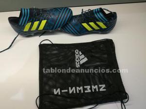 Oferta!!!se vende botas de fútbol adidas