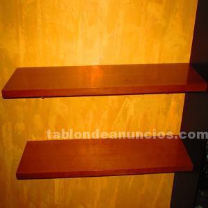 Baldas de madera posot class - Baldas de madera ...