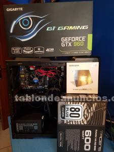 Pc gaming   gtx gb sc   i7