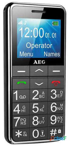 AEG Teléfono Móvil Senior M250