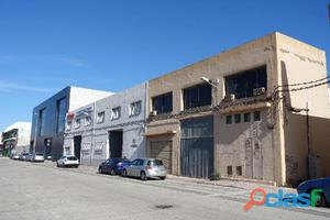 Amplia Nave Industrial en Museros (Valencia) de 1145 m2 para