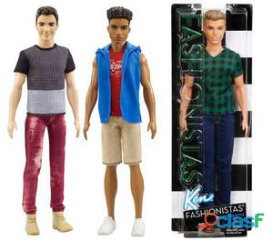Barbie Ken Fashionista Moreno