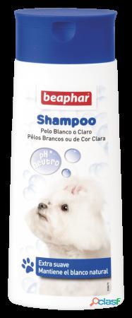 Beaphar Champú Pelaje Blanco 250 ml