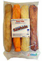 "Bravo Saver pack medium roll 8-9"" saborvariados (pack de 4)"