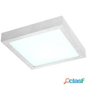 GLOBO Lámpara LED de techo TAMINA aluminio plateado 41660