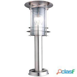 GLOBO Lámpara de pie exterior MIAMI acero inoxidable