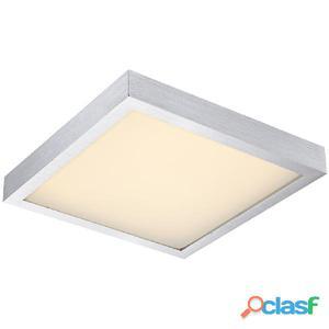 GLOBO Lámpara de techo LED con sensor TAMINA aluminio